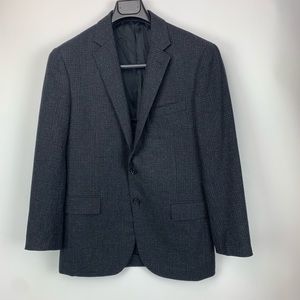 Ralph Lauren Nigel 2B Notched Blazer READ!